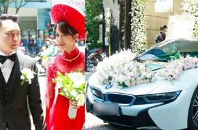 Những đám cưới tiền tỷ của sao Việt từng khiến công chúng phải xuýt xoa vì độ xa hoa và chịu chơi