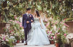 Những đám cưới cổ tích của dàn hot girl
