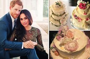 """Hé lộ chiếc bánh cưới """"phá vỡ truyền thống"""" trong hôn lễ của Hoàng tử Harry và Meghan Markle"""