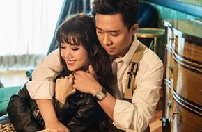 Trấn Thành - Hari Won tung bộ ảnh kỉ niệm 17 tháng hôn nhân viên mãn trong sóng gió