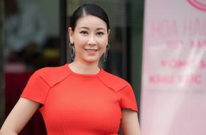 Hà Kiều Anh ngồi ghế nóng vòng Sơ khảo phía Nam của Hoa hậu Việt Nam 2018