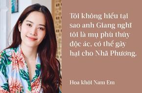 Nam Em không hiểu vì sao Trường Giang lại nghĩ mình xấu xa; Thu Quỳnh thừa nhận tủi thân sau khi li hôn Chí Nhân