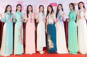 Lộ diện 31 thí sinh vào Chung khảo phía Nam Hoa Hậu Việt Nam 2018