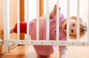 Loạt 'bảo bối' giúp các mẹ giữan toàn cho bé khi vui chơi trong nhà