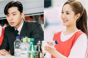 Ai ngờ được khi ghen Park Seo Joon cũng đẹp trai và cực đáng yêu đến cỡ này
