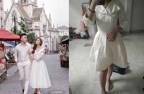 Bỏ ra 650 nghìn mua váy công chúa qua mạng, cô nàng cay đắng nhận về 'chiếc giẻ lau' không hơn không kém