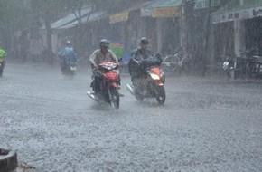 Thời tiết ngày 14/6: Hà Nội có mưa lớn vào đêm khai mạc World Cup 2018