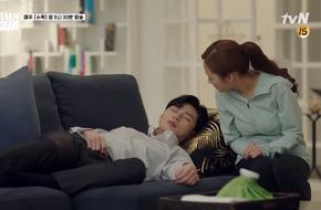 Suýt nữa Park Min Young và Park Seo Joon đã có đêm đầu tiên bên nhau