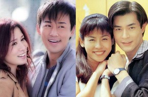 """Những """"cặp đôi vàng"""" của TVB: Không thành đôi ngoài đời thực vẫn thừa sức đi vào huyền thoại trong lòng """"mọt"""" phim"""