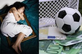 World Cup vừa mới diễn ra được mấy ngày, tôi đã quyết định ly hôn