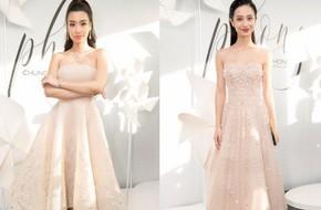 Hoa hậu Mỹ Linh lần đầu lên đồ tới hơn 3 tỷ đồng, Jun Vũ khoe vẻ đẹp mong manh tại show của NTK Chung Thanh Phong