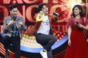 Dương Triệu Vũ, Ngô Kiến Huy biến thành thảm họa sau khi nhận thử thách nhảy của Hoàng Yến Chibi