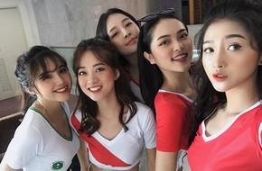 Khi các 'hot girl' tham gia bình luận World Cup: Xinh đẹp, nóng bỏng nhưng hổng kiến thức nên trở thành trò cười cho bao người