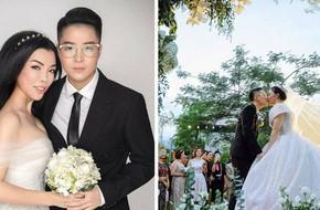 9X chuyển giới Tú Lơ Khơ kết hôn với bạn gái doanh nhân ở không gian tiệc cưới sang trọng bậc nhất Hà Nội