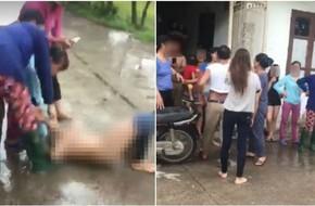 Vụ đánh ghen bồ nhí bị lột trần, bắt quỳ giữa đường ở Bắc Ninh: 4 đối tượng bị khởi tố về tội làm nhục người khác