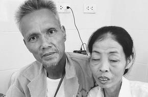 Thêm một nỗi đau trong câu chuyện 'bánh đúc có xương': Con mất được 2 tháng, 'dì ghẻ' lại lặn lội đưa chồng ra Hà Nội cũng vì căn bệnh ung thư