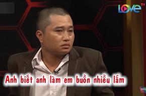 Chàng rể 'bá đạo' rơi nước mắt trên truyền hình vì thấy có lỗi với vợ và gia đình vợ