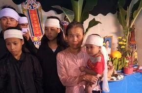 Người mẹ bị ung thư vú, là người trụ cột trong gia đình toàn người mù lòa ở Phú Thọ đã mãi mãi ra đi