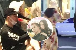 Ngọt ngào như Taeyang: Nhân dịp được nghỉ, tranh thủ đưa ngay vợ đẹp Min Hyo Rin đi hẹn hò tình tứ