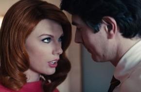 Taylor Swift làm 'tiểu tam' tóc đỏ quyến rũ trai đẹp 'Superman' đã có vợ