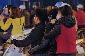 Hà Nội: Chùm ảnh nhiều người