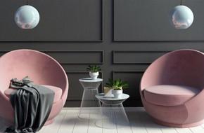 Xu hướng nội thất năm 2018: Từ màu sắc, kết cấu và hình dạng có gì thay đổi?