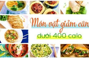 Thiên đường đây rồi: 25 món ăn vặt Eat Clean dưới 400 calo giúp chị em thoải mái ăn hoài không chán, vóc dáng gọn thon