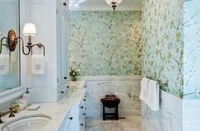 'Lột xác' cho căn nhà với đủ loại giấy dán tường vừa đẹp vừa rẻ