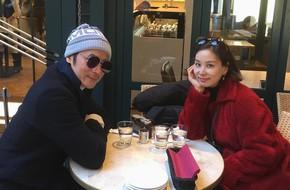 Trở về từ Việt Nam, Jang Dong Gun đi hẹn hò với bà xã Go So Young