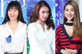 Quỳnh Châu - Đinh Hương - Quỳnh Chi bất ngờ casting