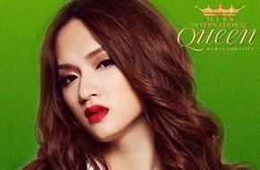Hương Giang Idol đại diện Việt Nam thi
