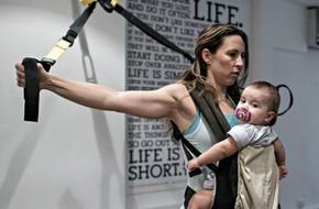 Các mẹ hãy từ bỏ ngay cách tập luyện sau sinh này trước khi phải hối hận