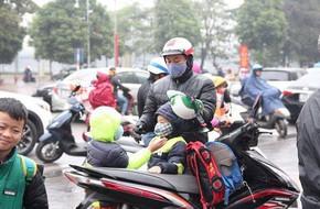 Hà Nội: Yêu cầu các trường cho học sinh mầm non, tiểu học nghỉ học khi nhiệt độ giảm dưới 10 độ C