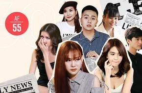 1 tiếng kể hết: Rúng động 17 năm thanh xuân của Thu Thủy, Ngọc Trinh - Duy Khánh gây sốc showbiz Việt