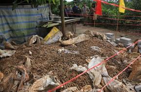 Vụ phát hiện đạn trong nhà dân ở Hưng Yên: Mới được thu gom 2 tháng gần đây
