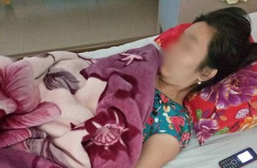 Quảng Ngãi: Bị động thai, bệnh viện cho uống nhầm thuốc khiến sản phụ mất con oan ức
