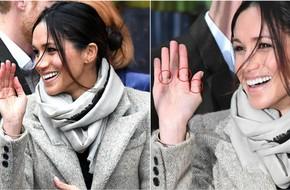 Ngoài nhẫn đính ước, hôn thê của hoàng tử Harry còn đeo ba chiếc nhẫn đặc biệt tiết lộ phần nào về tính cách của cô