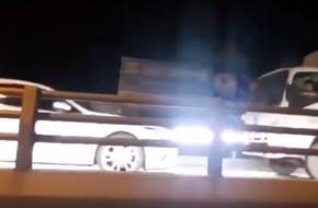 Nữ tài xế lái xe ngược chiều trên cầu vượt thép ngã 5 Gò Vấp
