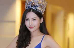 Hoa hậu Đại dương Lê Âu Ngân Anh: Vương miện cũng chỉ là một món đồ...