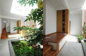 Ngôi nhà 1 tầng ở miền Tây khiến vạn người trầm trồ vì vừa đẹp, vừa tiện nghi