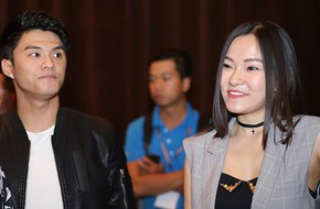 Lâm Vinh Hải và Lý Phương Châu bất ngờ chạm mặt nhau tại tiệc sinh nhật Mỹ Tâm