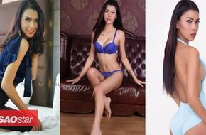Đối thủ chuyển giới 'không phải dạng vừa' của Hương Giang Idol sở hữu 3 vòng 'rực lửa'
