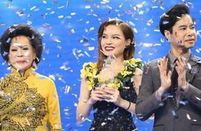 Sau lùm xùm với Lệ Quyên, Giang Hồng Ngọc xuất sắc lên ngôi quán quân Cặp đôi hoàn hảo - Trữ tình & Bolero 2017