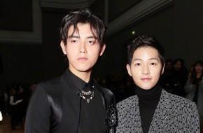 Gia thế hiển hách của mỹ nam vừa khiến cư dân mạng chao đảo khi chụp ảnh cùng Song Joong Ki