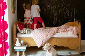 Ngắm căn phòng 23m² 'đo ni đóng giày' cho bé gái 2 tuổi