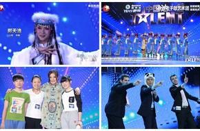 """Những màn diễn """"gây sốt"""" được dân mạng chia sẻ nhiều nhất của China's Got Talent"""