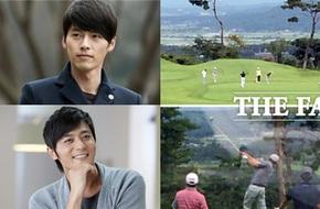 Hyun Bin và Jang Dong Gun rủ rê nhau đi chơi golf