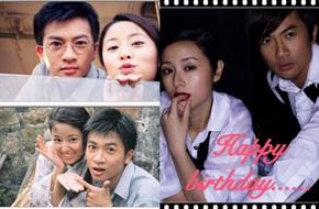 Lâm Tâm Như khoe ảnh cũ mừng sinh nhật Tô Hữu Bằng