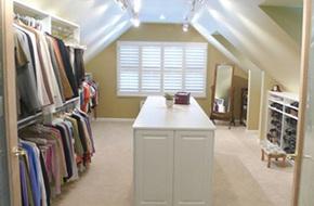 Mẹo thiết kế ánh sáng cho tủ quần áo, phòng thay đồ