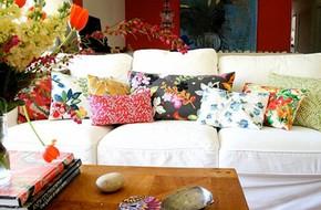 Ý tưởng thiết kế và trang trí cho ghế sofa thêm nổi bật